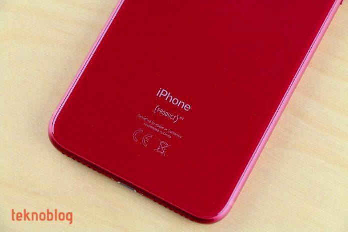 iphone 8 plus red tim cook