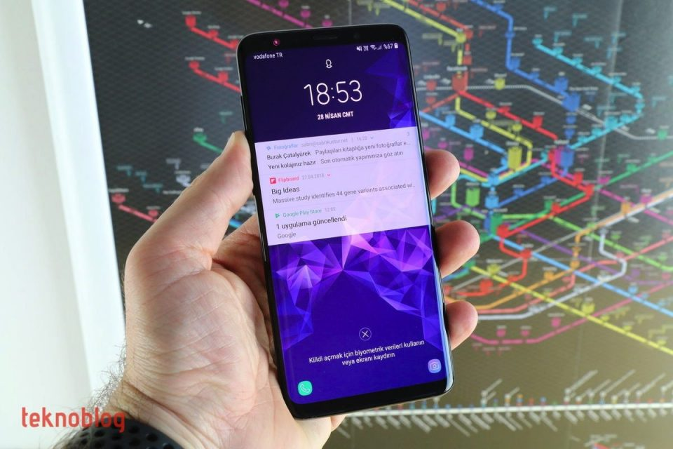 Galaxy S10 yüz tanıma konusunda iPhone'lar kadar yetenekli olmayabilir