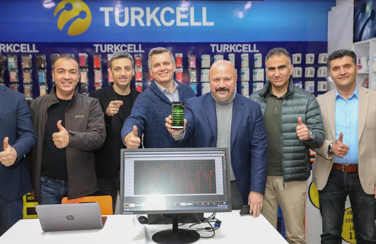 turkcell 4.5g 2. yıl mardin test