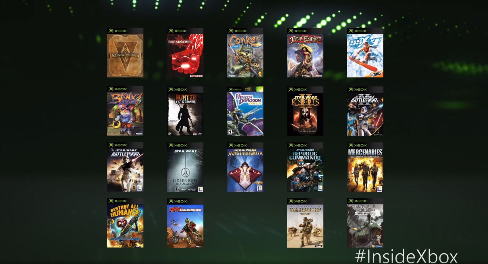 xbox orijinal oyunları