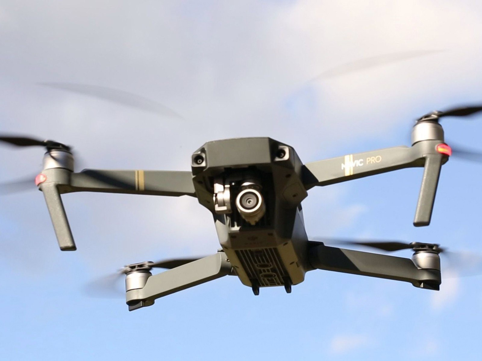 dji microsoft drone