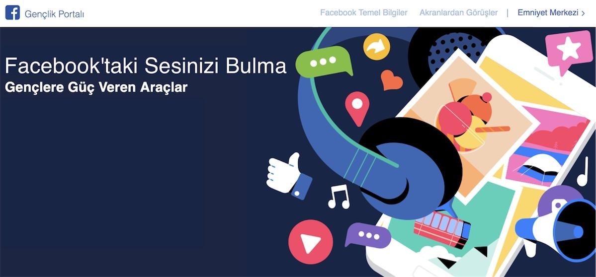 facebook genclik portali