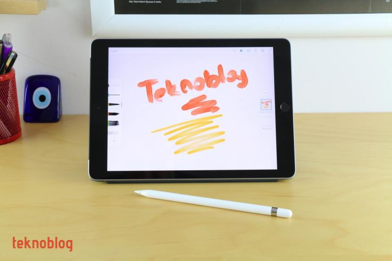 iPad (2018) İncelemesi