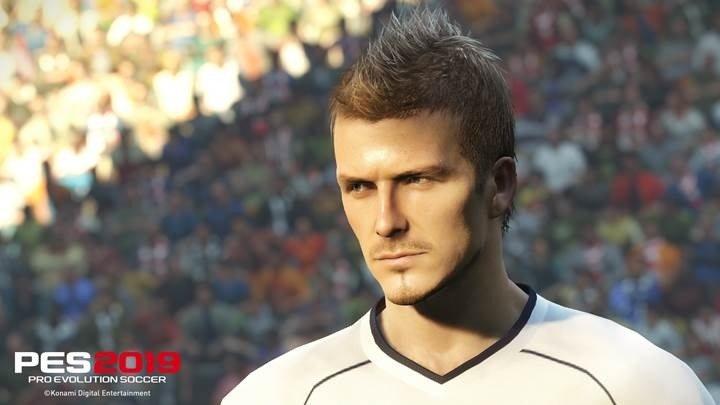 Pro Evolution Soccer 2019 David Beckham