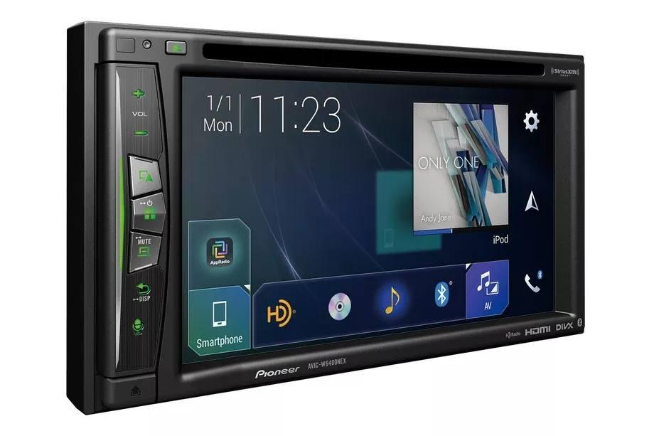 pioneer carplay android auto