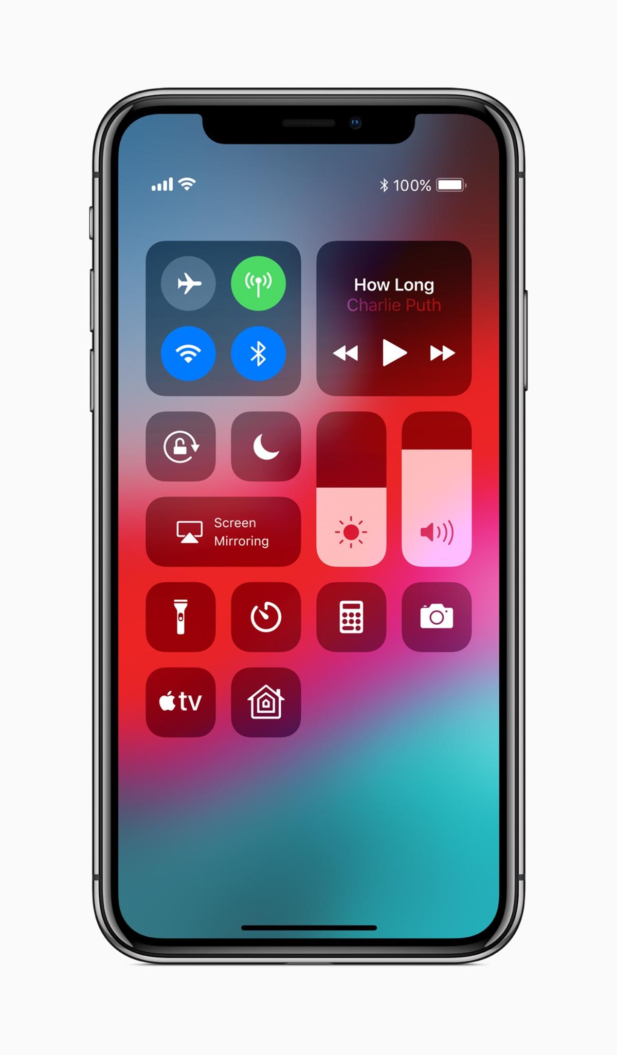 iphone denetim merkezi apple tv kumanda
