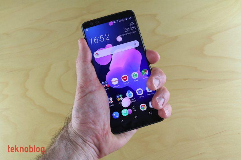 HTC U12+ İncelemesi