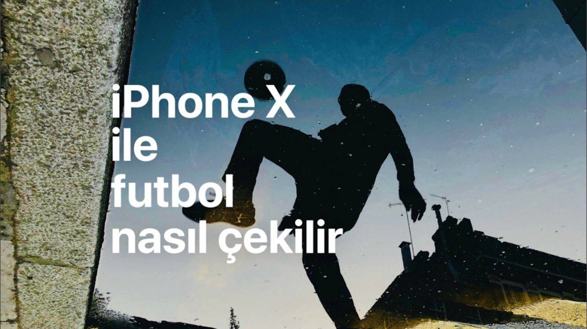 apple iphone x futbol ipuçları