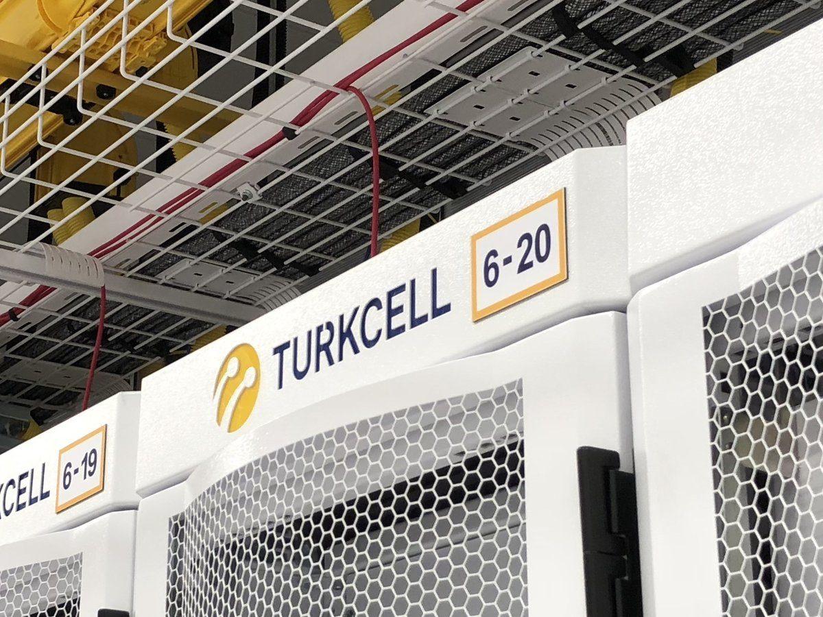 turkcell izmir veri merkezi