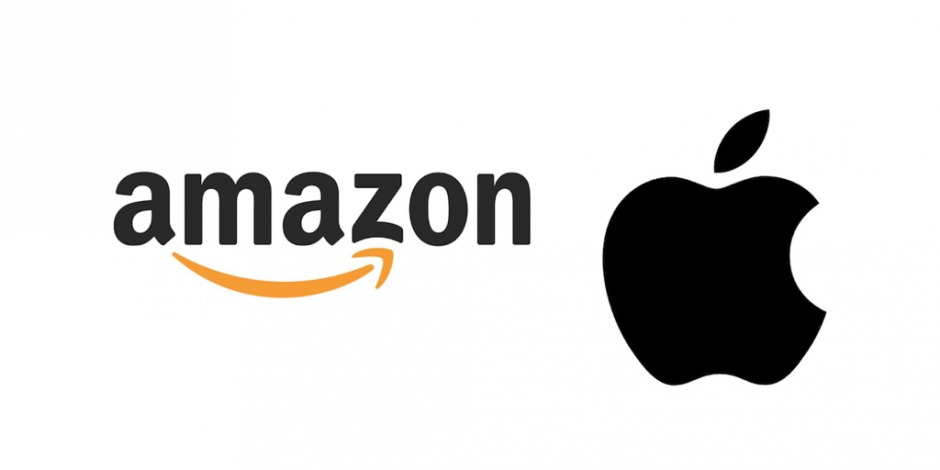 apple ve amazon