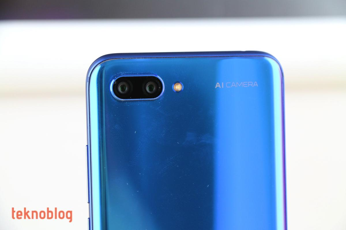 honor 10 inceleme