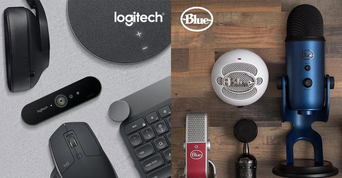 logitech blue microphones