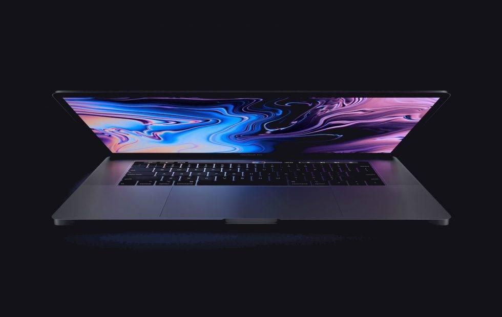 macbook pro 2018 core i9