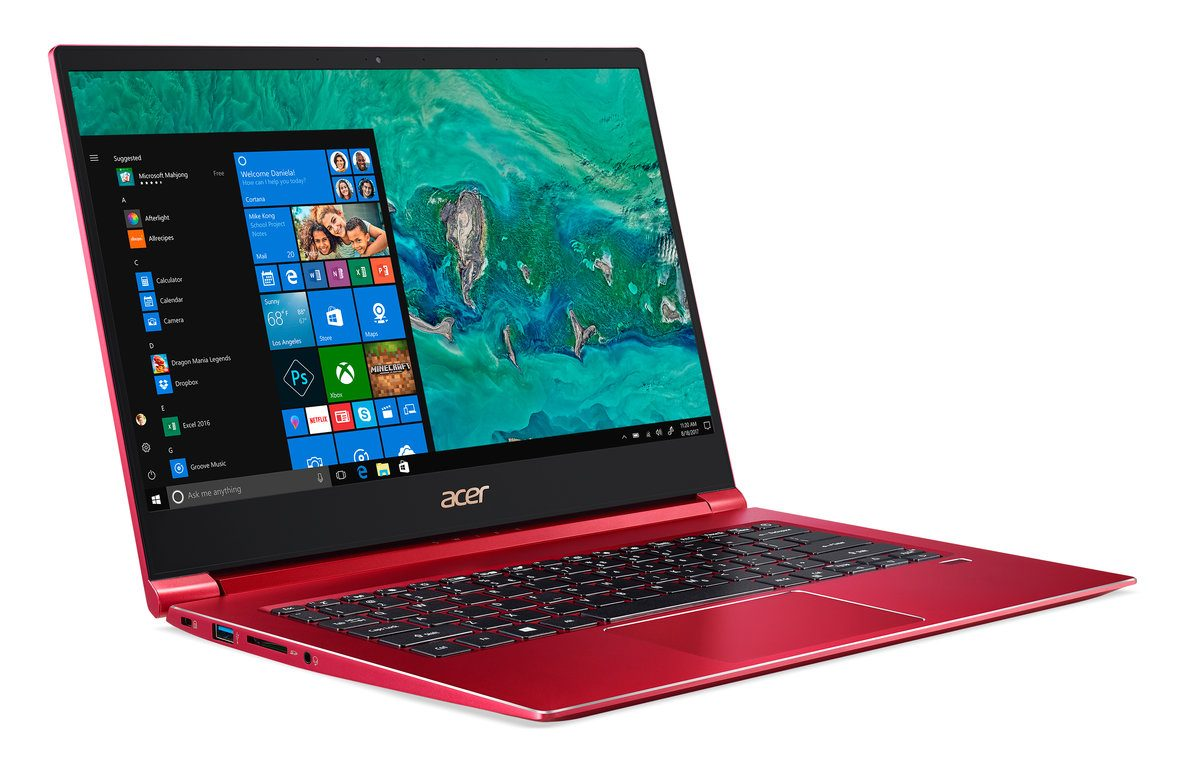 acer swift 3 14 inç