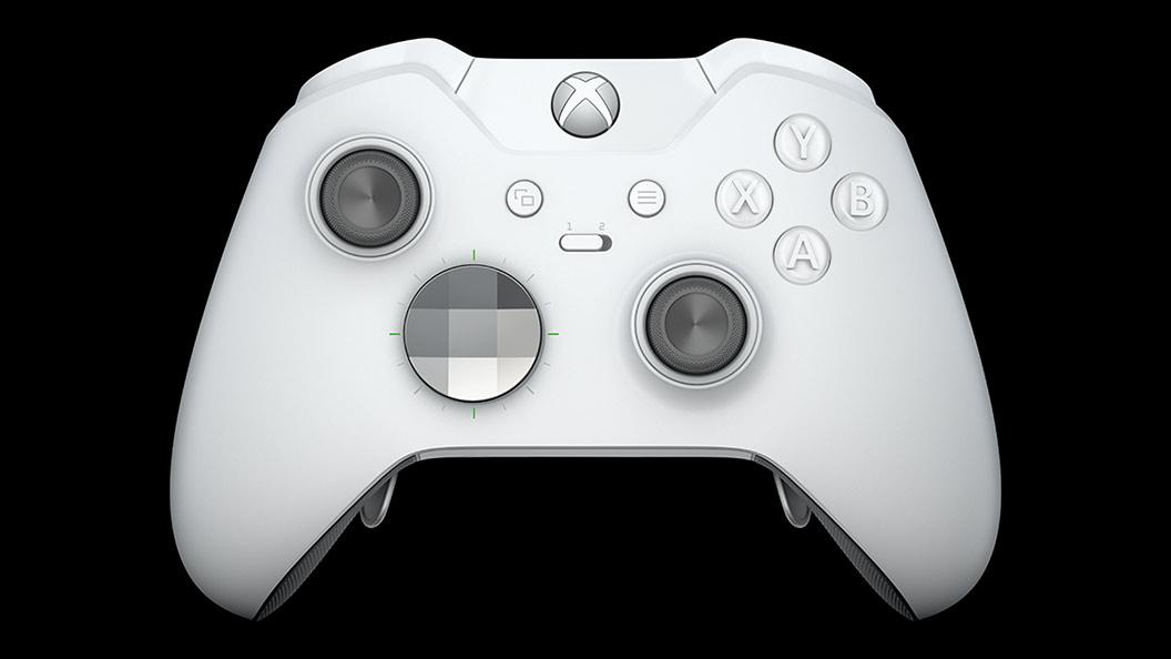 beyaz xbox elite