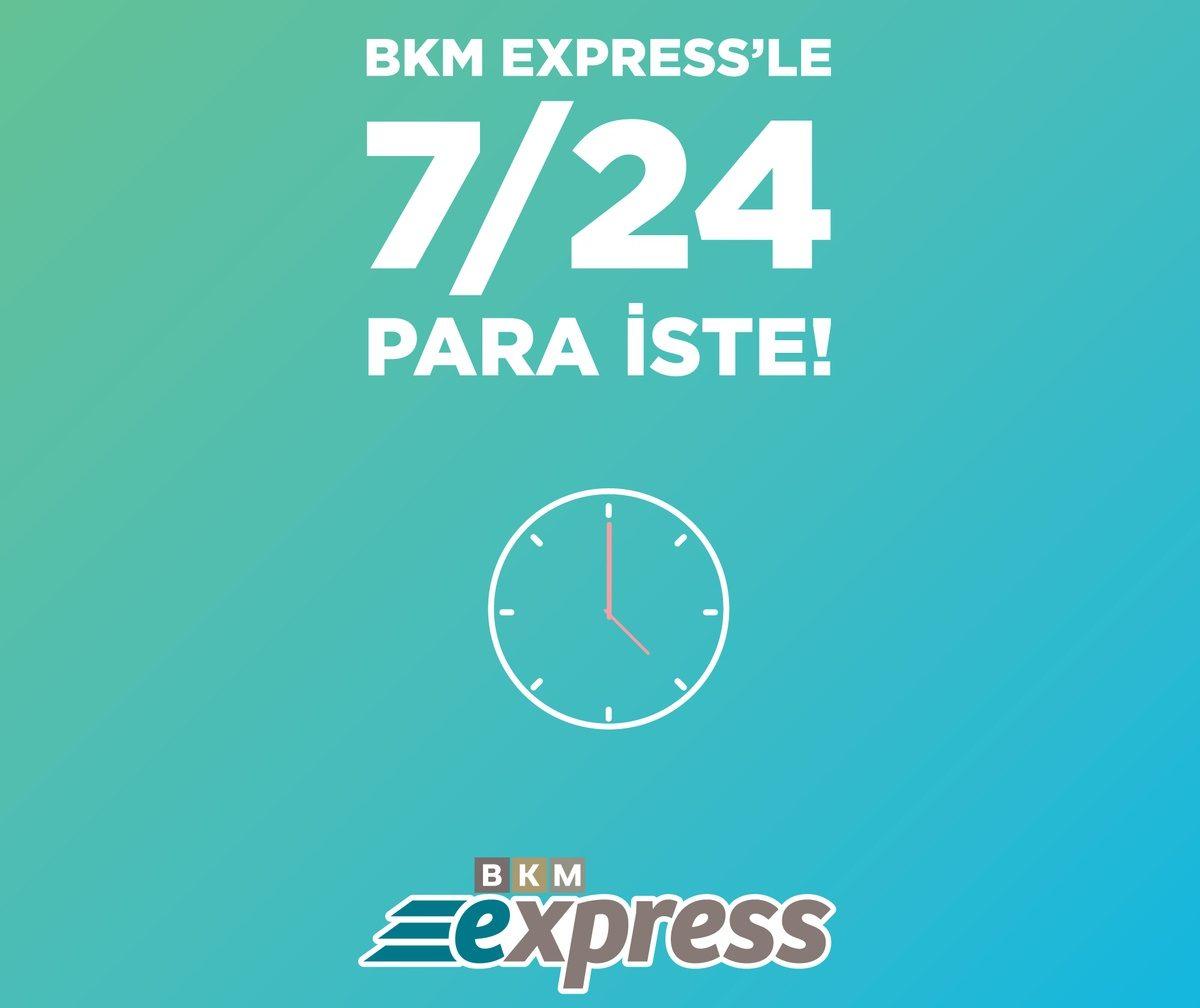 bkm express harçlık avı