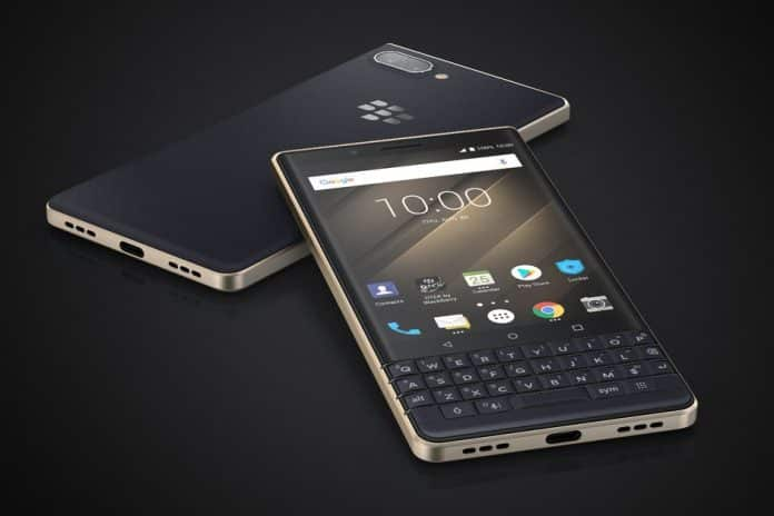blackberry key2 le 5g