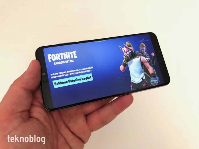 android en iyi oyunlar fortnite