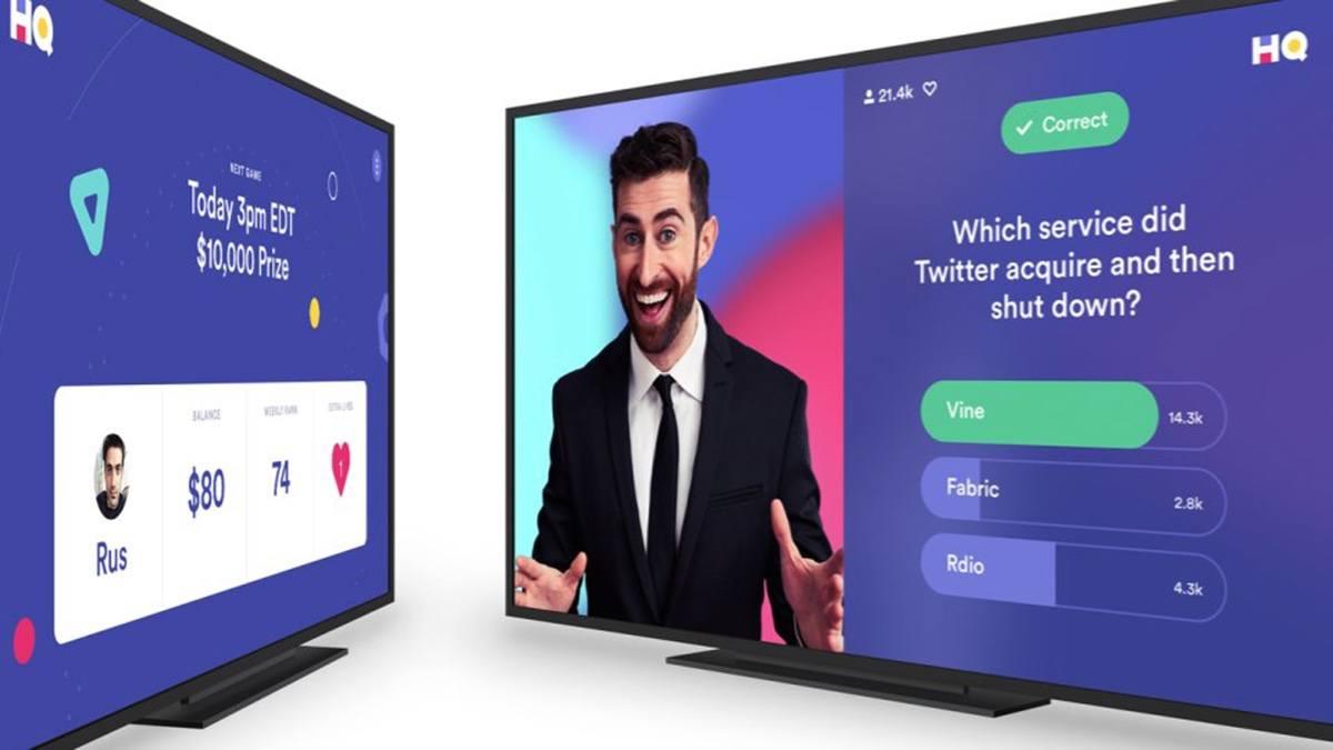 hq trivia apple tv