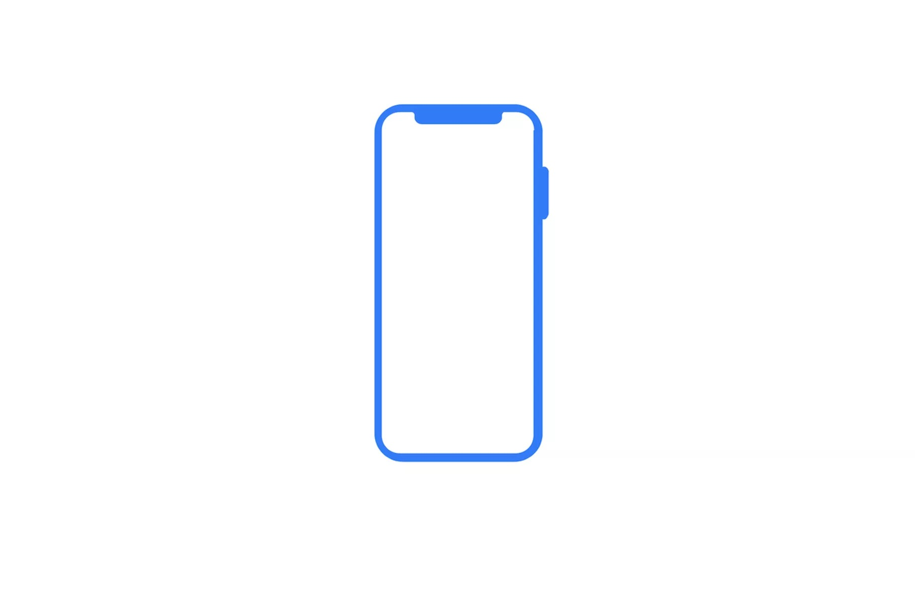 iphone x plus ikon