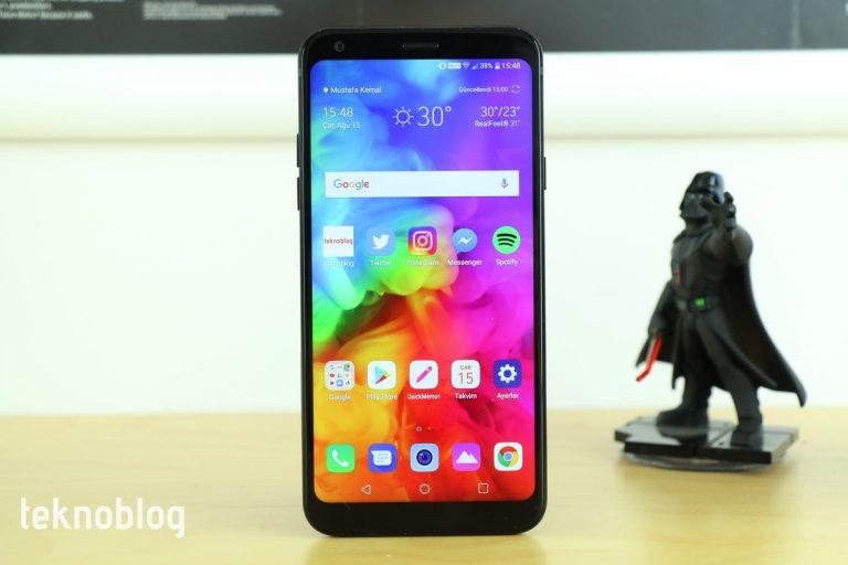 LG Q7+ İncelemesi