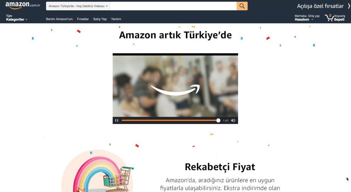 amazon.com.tr türkiye