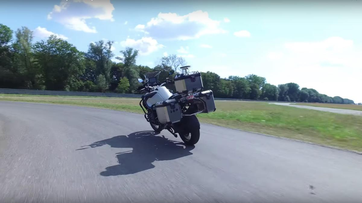 bmw surucusuz motosiklet