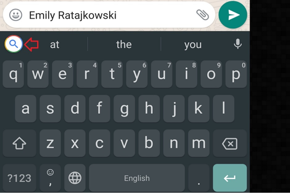 google gboard android