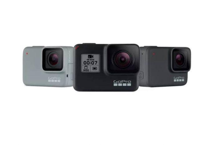 Yeni GoPro Hero 7 Black, Silver ve White modellerinin tüm özellikleri