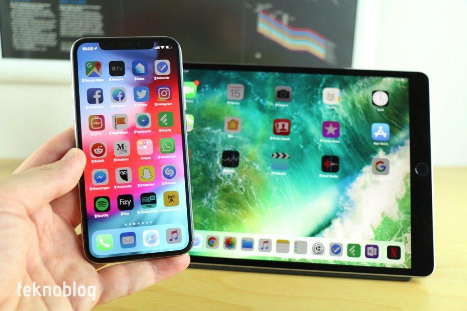 iPhone, iPad ve Mac uygulamalarının birleşimi için 2021 işaret ediliyor
