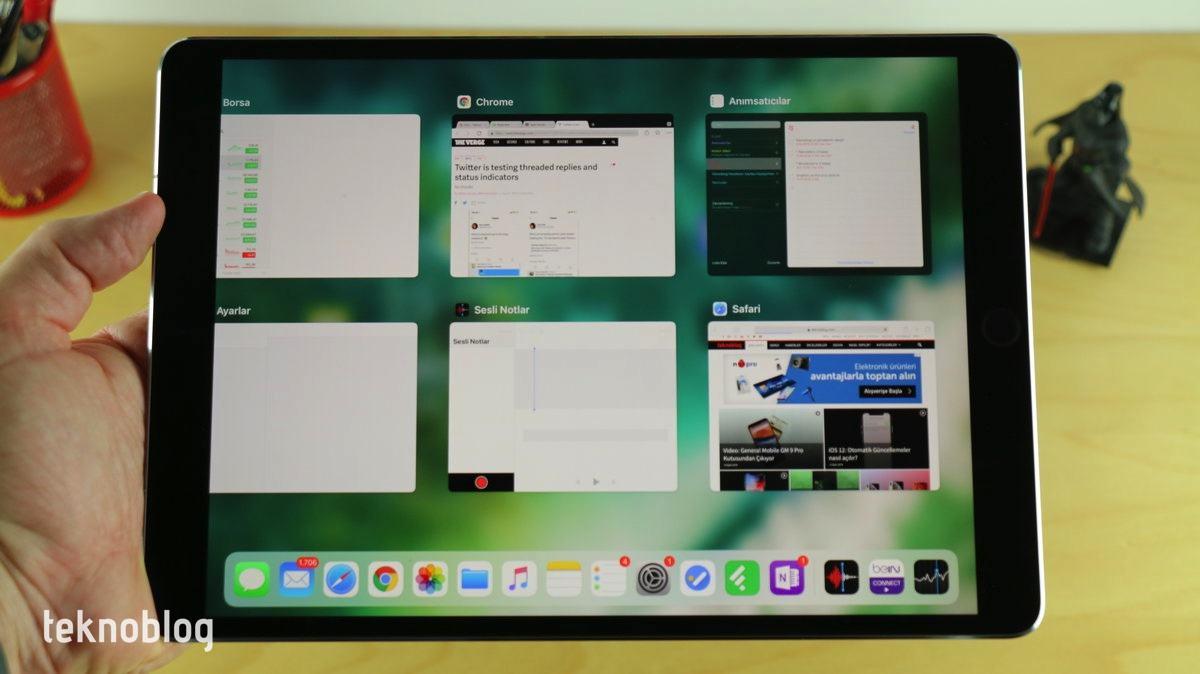 iOS 12: iPad'e özel hangi yenilikler var? - Video