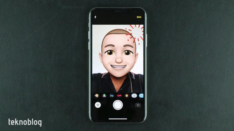 iOS 12: Mesajlar'da Kamera Efektleri nasıl kullanılır? – Video