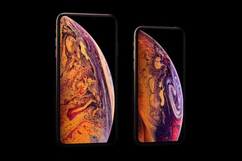 apple iphone xs qualcomm