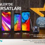 lg g7 thinq lg kazandırıyor Türk telekom kampanyası