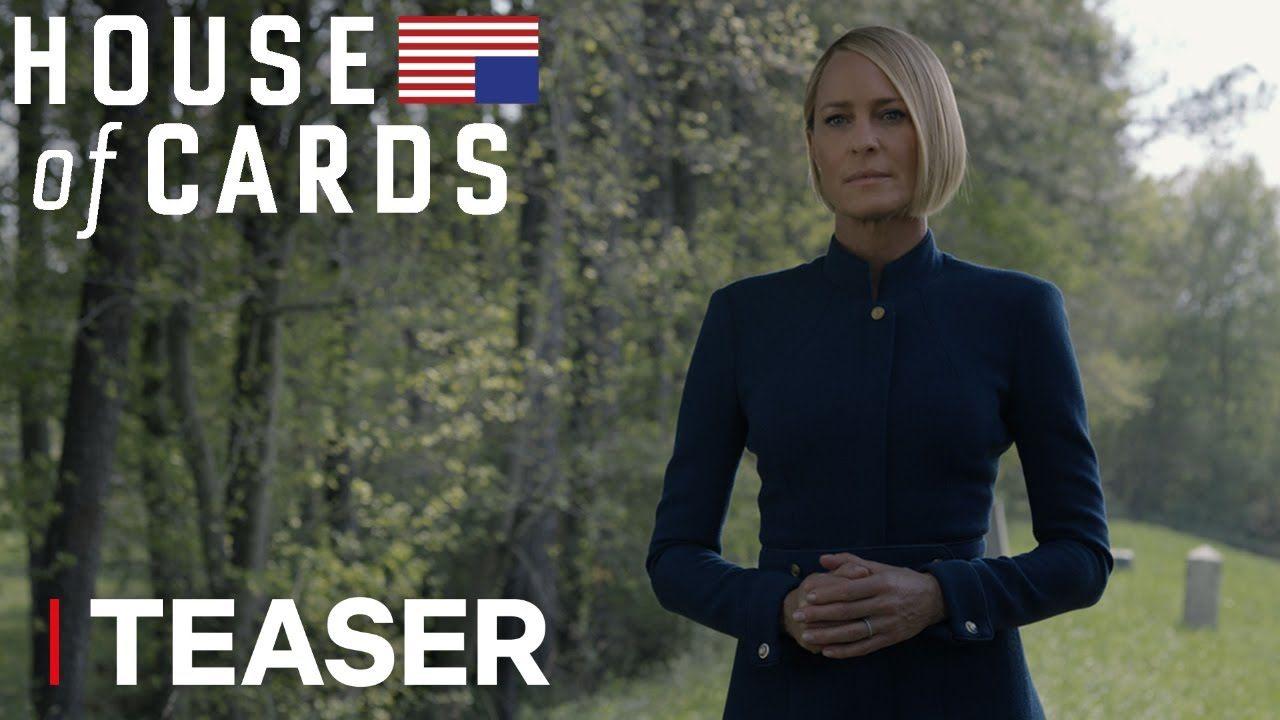 Netflix'in House of Cards dizisinin son sezonu için yeni fragman – Video