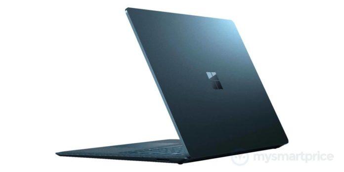 Surface Laptop 2 görsel açıdan belirgin bir değişim geçirmeyecek