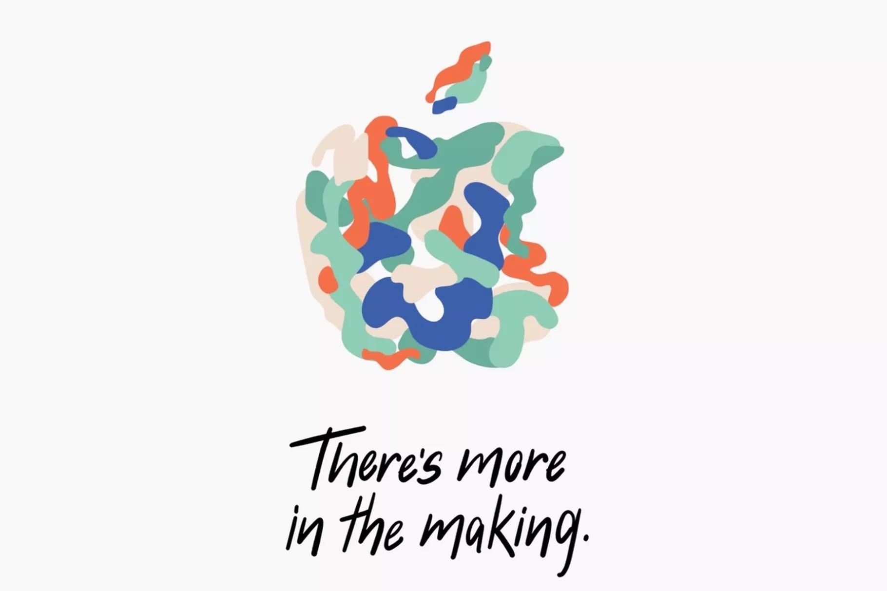apple 30 ekim etkinliği