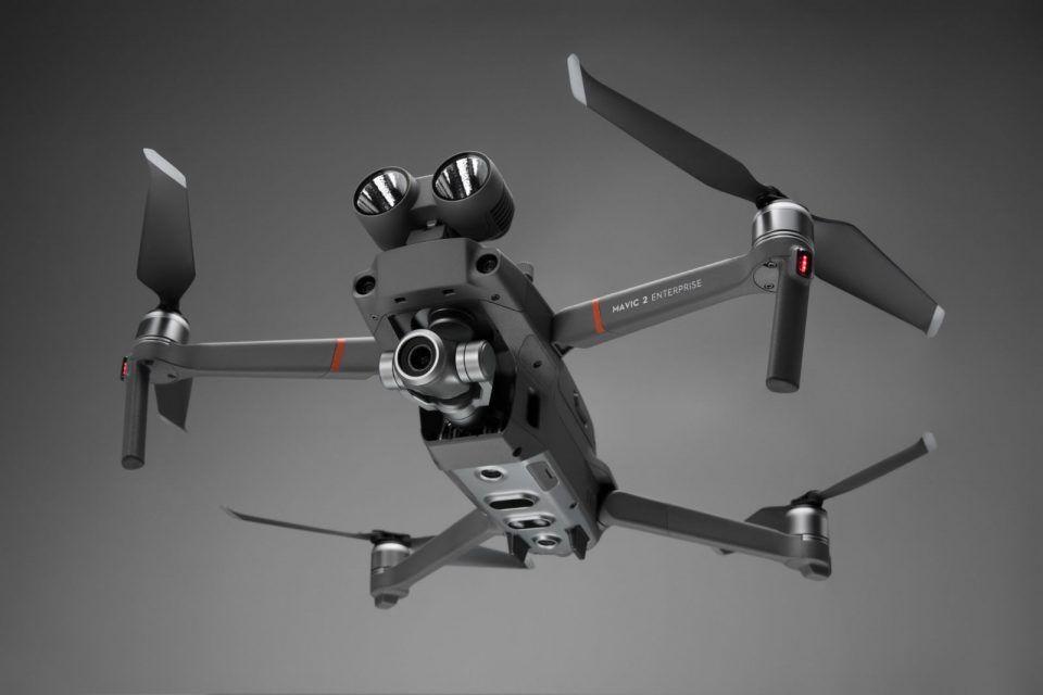 DJI drone'larını uçak ve helikopterlerden uzak tutacak