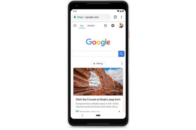 google kesfet