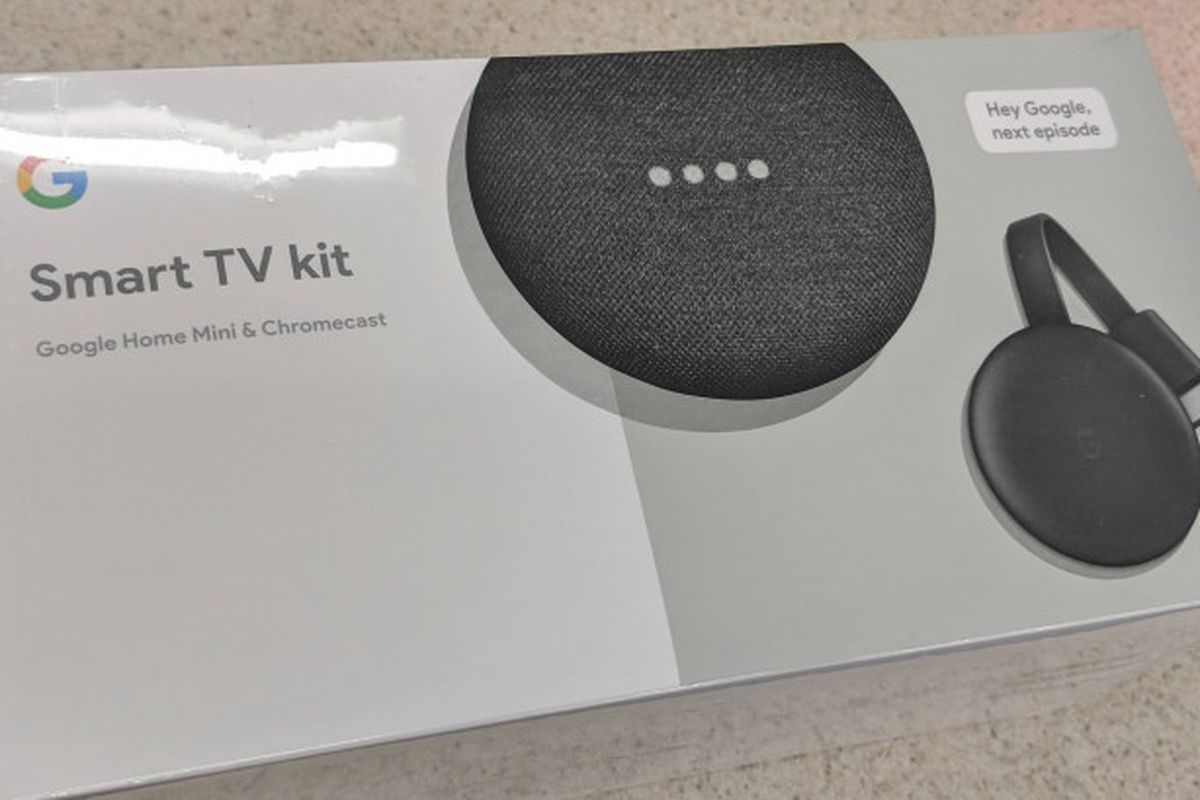 google smart tv kit