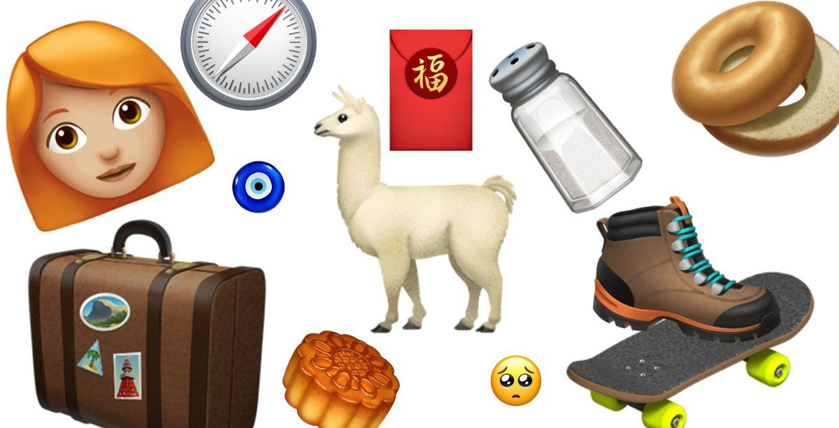 ios 12.1 beta emoji simgeleri