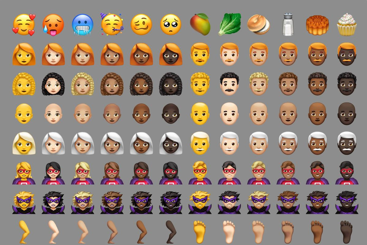 apple ios 12.1 emoji