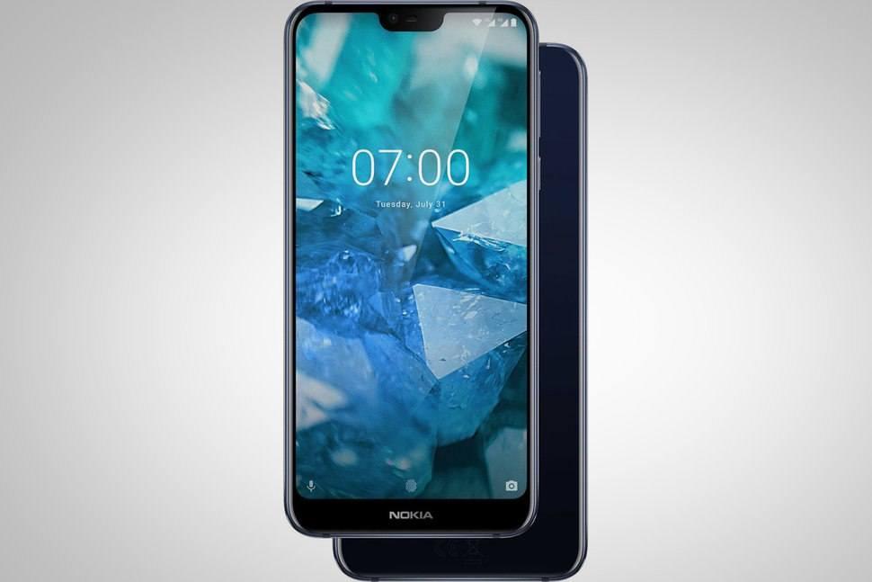 Nokia 7.1 resmiyet kazandı: Snapdragon 636 işlemci, HDR destekli ekran