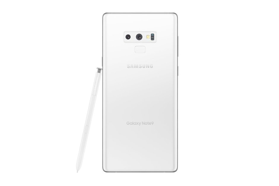beyaz galaxy note 9