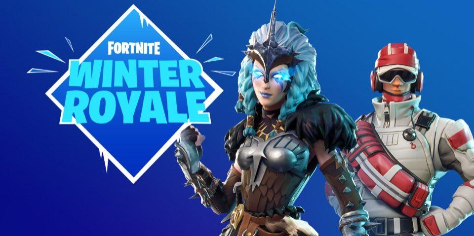 fortnite winter royale