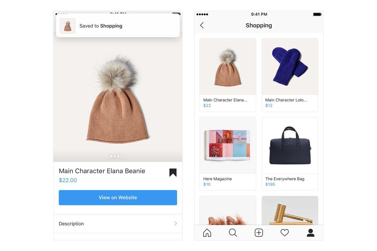 Instagram alışveriş yapabilme imkanını videolara taşıyor