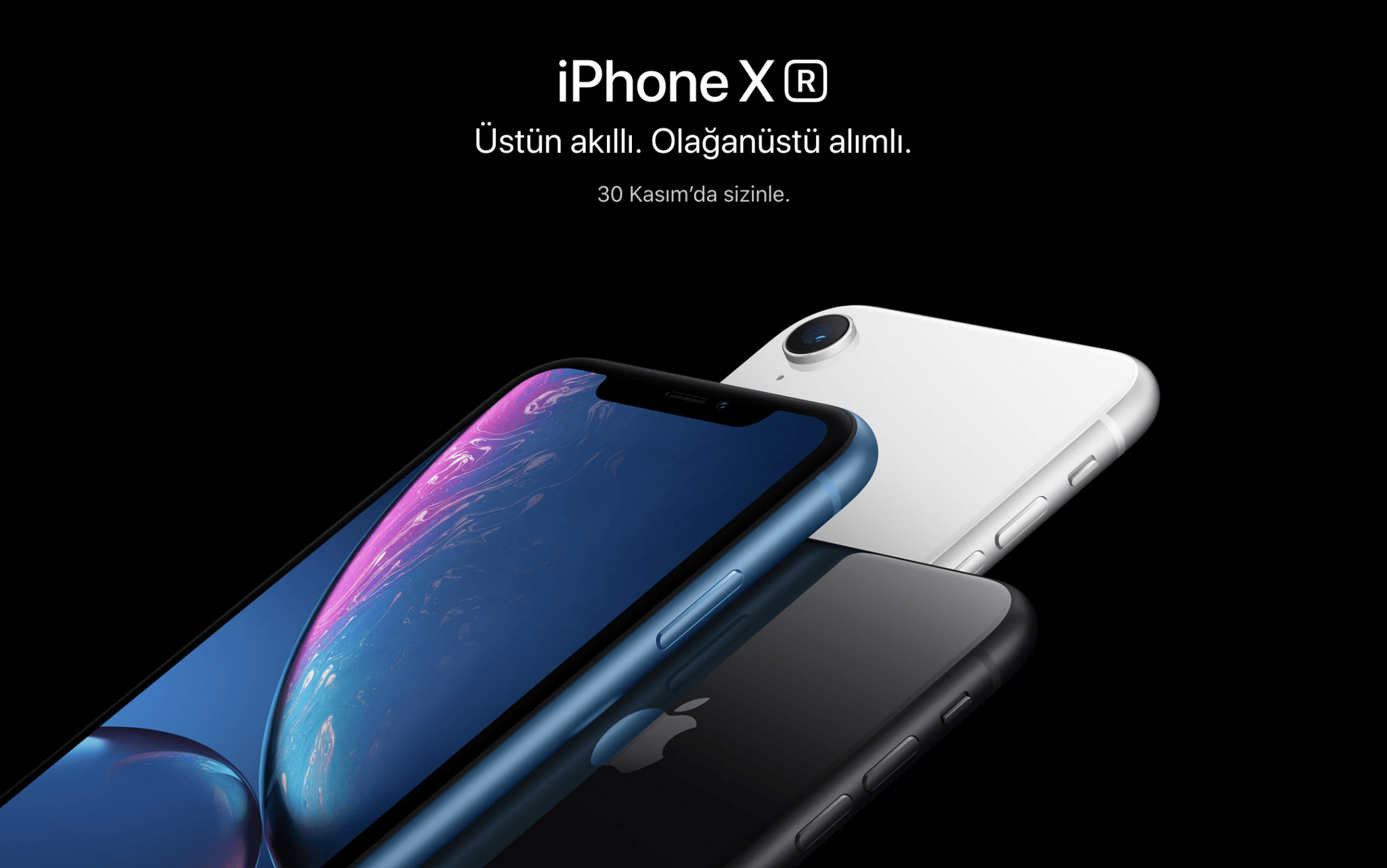 iphone xr türkiye