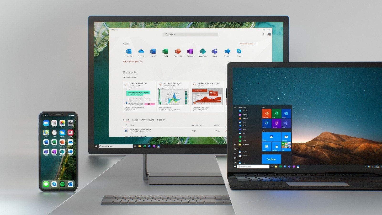 windows 10 yeni ikon tasarımı
