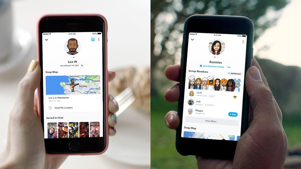 snapchat arkadaslik profilleri