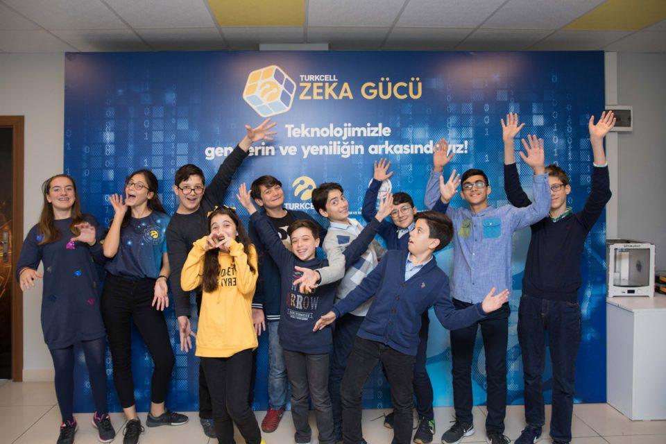 Turkcell Zeka Gücü'nün yeni durağı Rize oldu